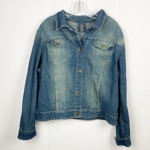 Faded glory jean jacket